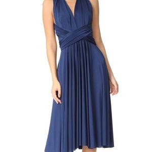 NWT Plus Size TwoBirds convertible dress, size B